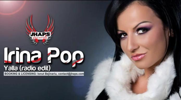 Irina Pop – Yalla