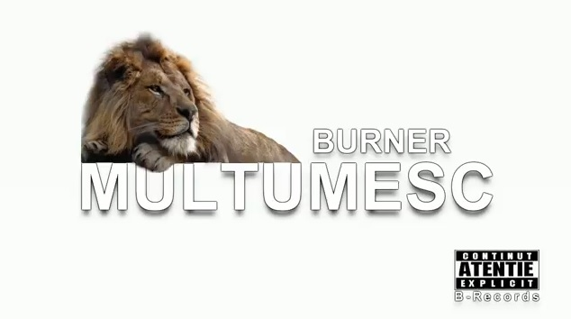 BURNER – Multumesc
