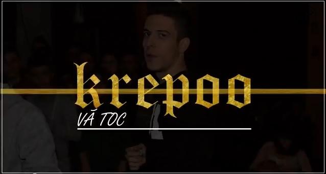 Krepoo – Va toc ( Versatil )