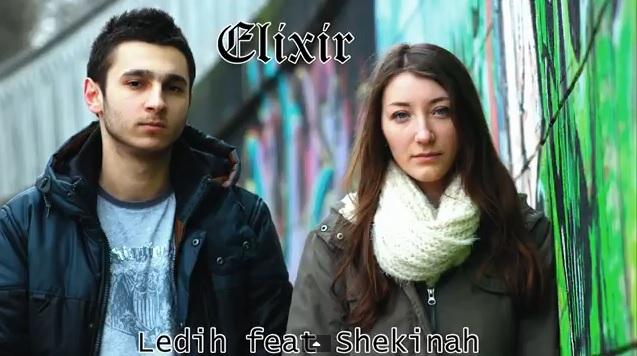 Ledih – Elixir (feat Shekinah)
