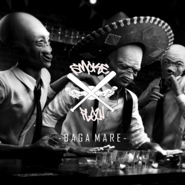 Smoke Flow – Baga Mare