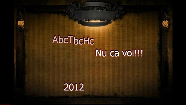 AbcTbcHc – Nu ca Voi (Ultima Suflare)