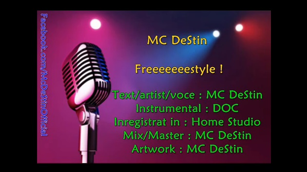 MC DeStin – Freestyle