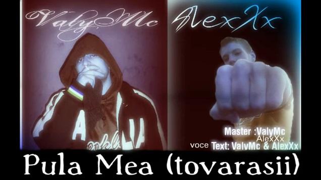 ValyMc feat AlexXx – Tovarasii