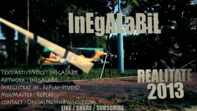 InEgALaBiL – Realitate 2013