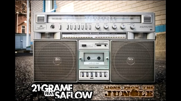 21'GRAME feat. SaFlow – Lions from the jungle
