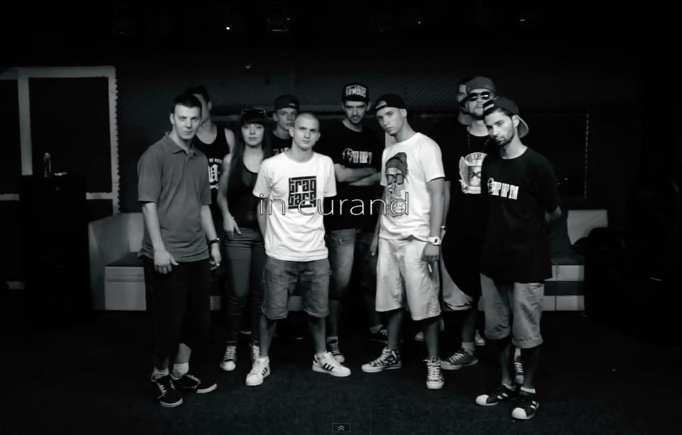 Hip Hop TM Crew Cypher 2014 (teaser)