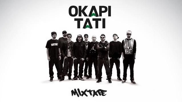 """Despre """"OkapiTati"""" mixtape cu Okapi Sound"""
