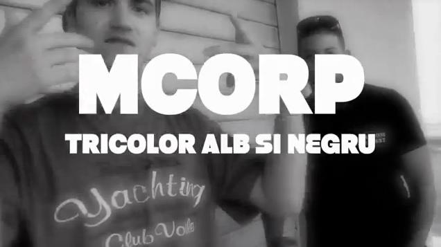 MCORP – Tricolor alb si negru – D.Zaid Mix