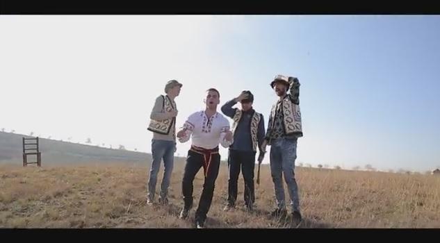 Tactyl feat. 3Chestii – Moldova mea