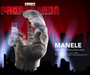 Spike – Manele (Videoclip Oficial)