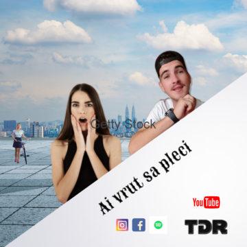 TDR – Ai vrut să pleci | Official Music | Prod.Pacific 2019