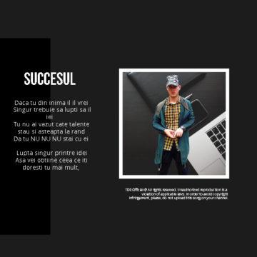 TDR – Succesul ( Album Succesul ) 2019 prod. Beatowski